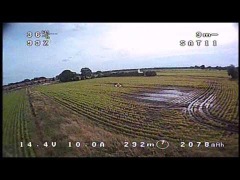 FPV vliegen, wat zie ik door mijn videobril?