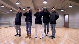 Highlight (하이라이트) - 얼굴 찌푸리지 말아요 (Plz dont be sad) Dance Practice (Mirrored)