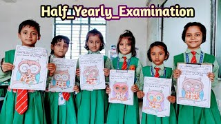 Half_Yearly_Examination_2019 || Little Flower Children School Ghosi Branch ||