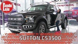 Sutton Monster CS 3500 a.k.a Ford Raptor F-150 - Harga Hanya RM780k Sahaja !!!