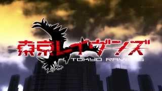 東京レイヴンズ新OP_Ver.#18