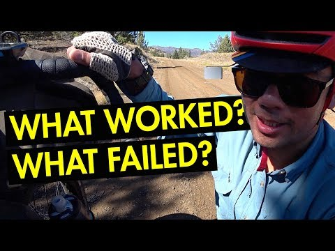 Bikepacking FAIL?- What WORKED and What DIDN'T work on the Ochoco Overlander!