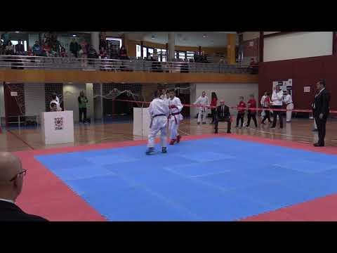 JDN Kata y Kumite Cadete y Junior 201018 Video 13