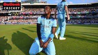 Happy To Play Role In England's World Cup Win: Jofra Archer