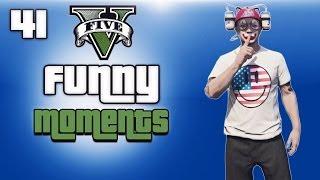 GTA 5 Online Funny Moments Ep. 41 (Beer Hat Race)