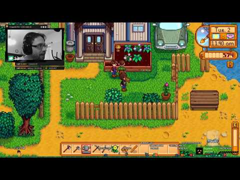 Twitch Stream - Záznam | Stardew Valley | Multiplayer s Majklski ^^