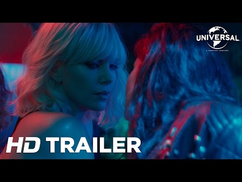 Atômica - Trailer Oficial 1 (Universal Pictures) HD