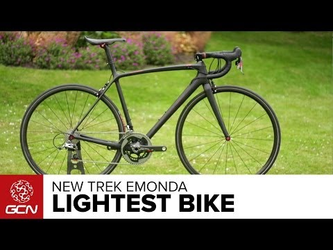 NEW Trek Emonda – Lightest Production Road Bike