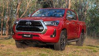 Nueva Toyota Hilux 2021 - Lanzamiento en Argentina