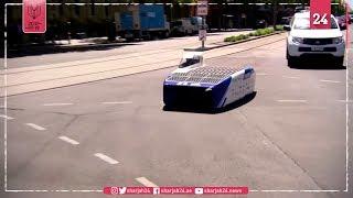 فريق بلجيكي يفوز بسباق سيارات تعمل بالطاقة الشمسية