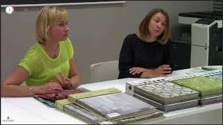 Елена Залеева о трендах текстильго рынка и проекте COLORBOOKS