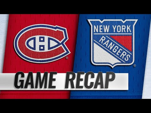 Rangers score four unanswered to rally past Canadiens 6388fbd08