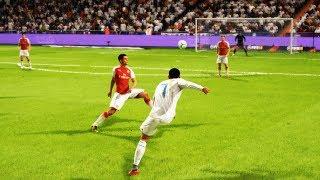 Long Shots From FIFA 94 to 18 - dooclip.me