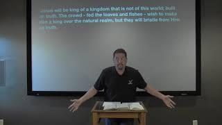 Studies in John - #39: Jesus Walks On Water