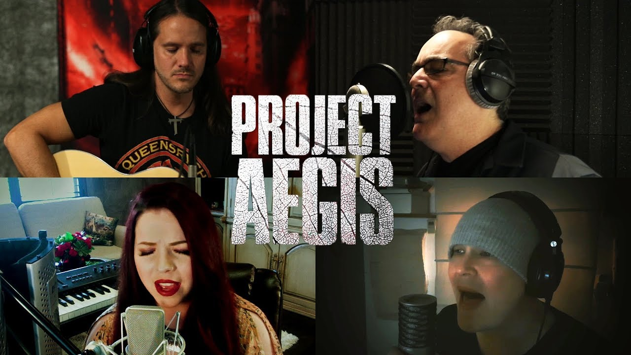 PROJECT AEGIS - And the rest is mistery