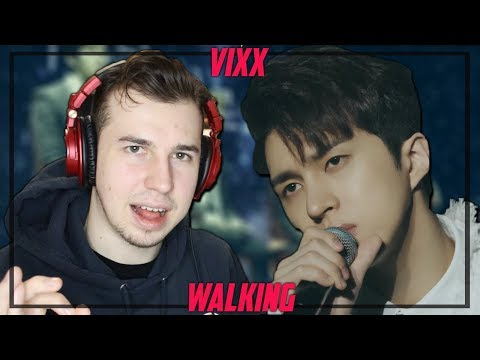 Music Critic Reacts To VIXX - WALKING