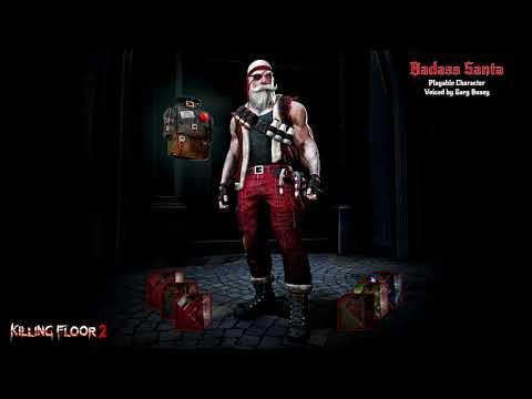 How Do You Get Dlc Santa Character Killing Floor 2 General Discussions
