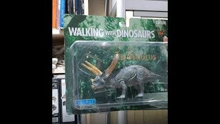 Unboxing The Walking With Dinosaurs Torosaurus Toy
