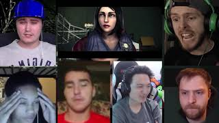 Five Nights at Freddy's: The Twisted Ones | Episode 3 [FNaF Web Series] [REACTION MASH-UP]#204