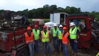 NPL Construction Company and Ditch Witch