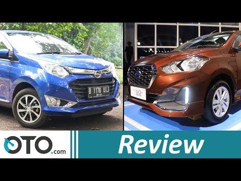 Datsun Go+ 2018 vs Daihatsu Sigra | Review | Unggul Mana? | OTO.com