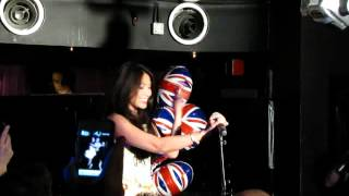 ESCKAZ live in London: Anggun (France) - Echo (You and I)