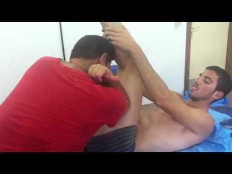 Dopo aver dormito mal di schiena nella regione lombare negli uomini