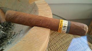 Cohiba Robusto Cuban Cigar Review
