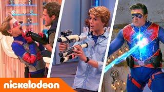 Опасный Генри   День из жизни Супергероя   Nickelodeon Россия