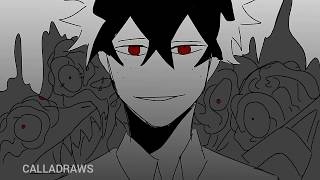 bnha animatic villain deku Believer (part 3)