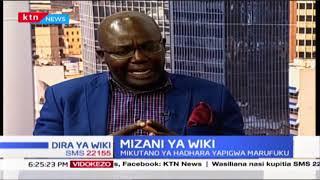 Kisa cha kwanza ya virusi vya corona yaripotiwa Kenya | MIZANI YA WIKI