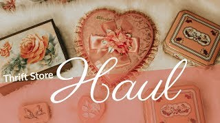 Antique And Thrift Home Decor Haul