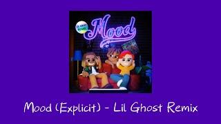 Mood (Lil Ghost Remix   Explicit) – 24kGoldn/iann dior/Lil Ghost Lyrics Video