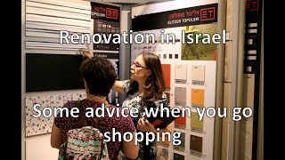 Some advice when you go shopping