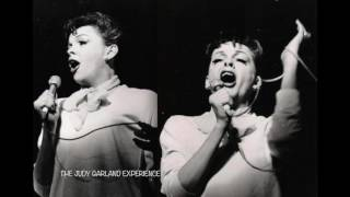 JUDY GARLAND sings Just Once In A Lifetime with solo piano accompaniment.