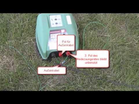 Rasenroboter Kein Schleifensignal Weidezaungeraet