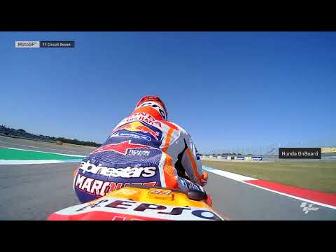Dutch GP: Honda OnBoard