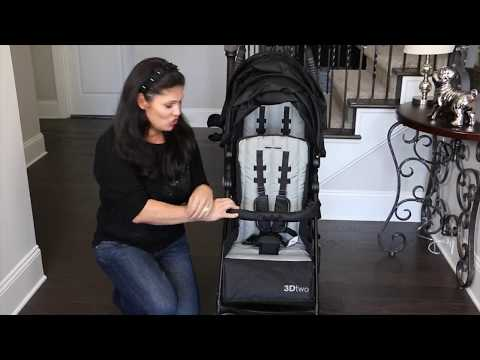 Summer Infant 3D for Two Double Stroller Review by BABY GIZMO