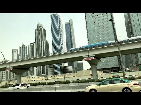 Dubai City Tour & My Hotel Review (2018) || Dubai Vlog 4