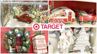 Christmas at Target 2019 || Shop With Me Holiday Edition
