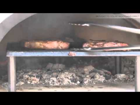 How to cook steaks in a Chicago Brick Oven