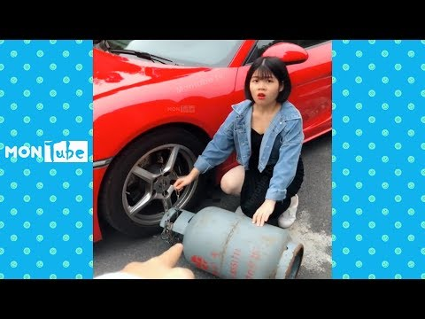 Coi cấm cười 2018 ● Những khoảnh khắc hài hước và lầy lội P22