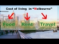 Melbourne Cost of living