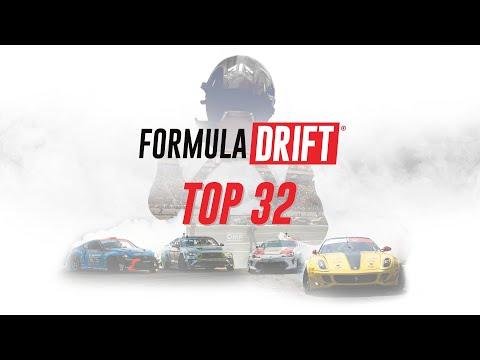 フォーミュラ・ドリフト イルウィンデール(カリフォルニア)第8戦 TOP32動画