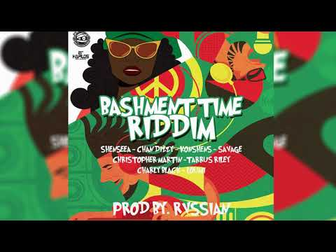 Bashment Time Riddim ▶FEB 2018 ▶Konshens,Charly Black,Shenseea,Chris Martin &more (Head Concussion )