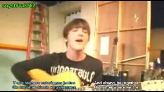 The lost guitar tapes - Drake Bell [Español & Inglés]