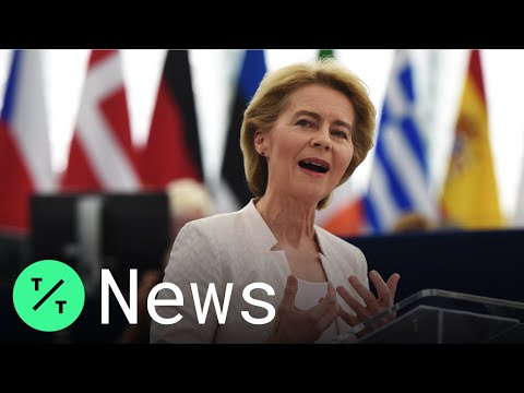 Ursula von der Leyen of Germany Named European Commission President