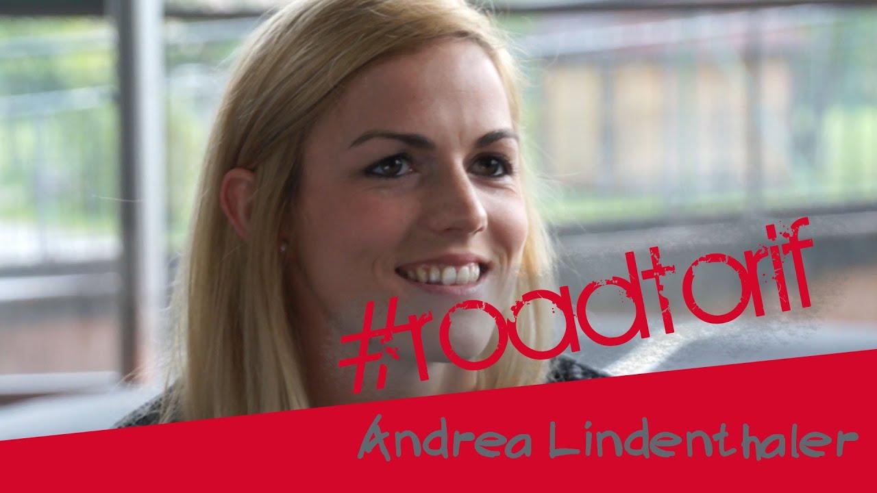 #roadtorif - Andrea Lindenthaler