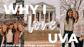 WHY I CHOSE UVA + WHY I LOVE IT | my experience