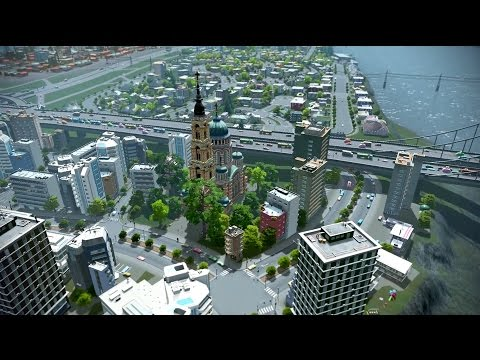 Cities: Skylines - Release Trailer thumbnail